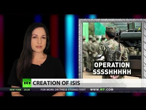 This is why the US created ISIS