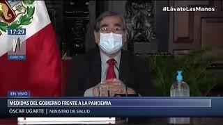 Ministro de Salud anunció apoyo de Antamina al Plan Integral de Vacunación de Áncash (Canal N)
