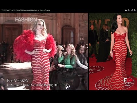 """EVERYBODY LOVES ZUHAIR MURAD"" Celebrities Style by Fashion Channel"