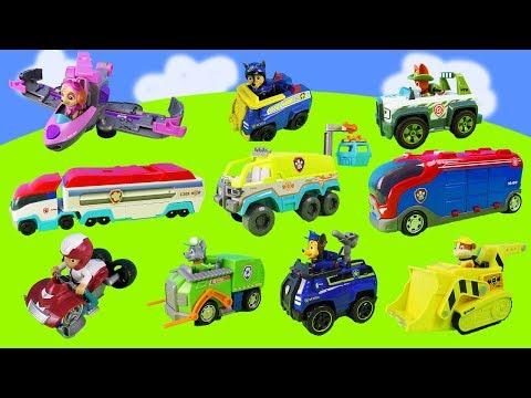 1 Stunde Spaß Mit Paw Patrol: Spielzeugautos, Rettungseinsätze   Compilation