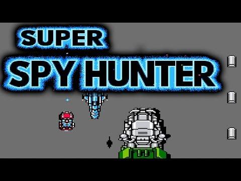 № 53 Super Spy Hunter