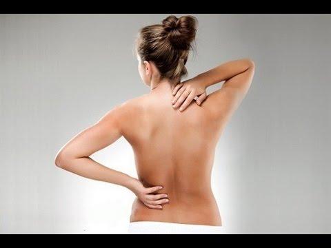Спина болит в верхней части