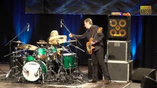 Dave Weckl and Mike Stern LIVE@MOGORO 2016