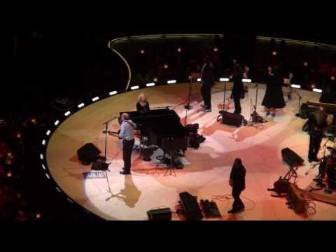 James Taylor With Carole King (HD) - Mexico - Boston Garden - 6/19/10