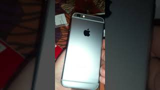 Straight talk iPhone 6 32gb unboxing