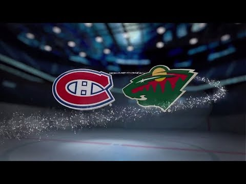 Montreal Canadiens vs Minnesota Wild - November 02, 2017 | Game Highlights | NHL 2017/18.Обзор матча