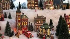 Welcome to Avonleadale! Avonlea Antiques Must See Holiday Village & Train Display