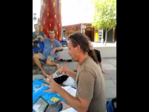 Occupy Cairns discusses GMO Dec 4th 2011