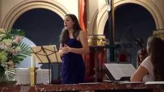 Ave Maria (Latin)-Franz Schubert