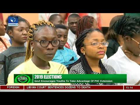 Govt Encourages Youths To Take Advantage Of PVC Extension
