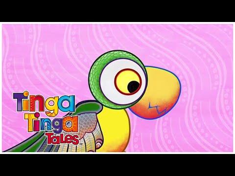 Why Parrot Can't Keep a Secret? | Tinga Tinga Tales Official | Full Episode | Kids Cartoons