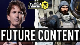Bethesda Just Shared Fallout 76's Future Content After Wastelanders & it's Very Promising!