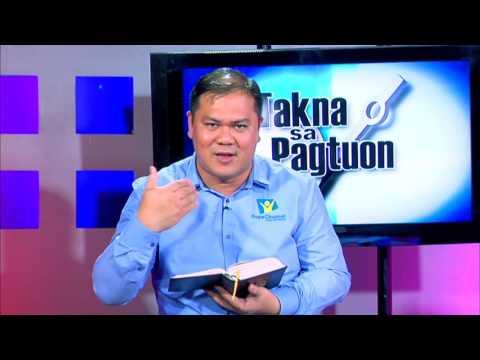Takna Sa Pagtuon_Job's Redeemer