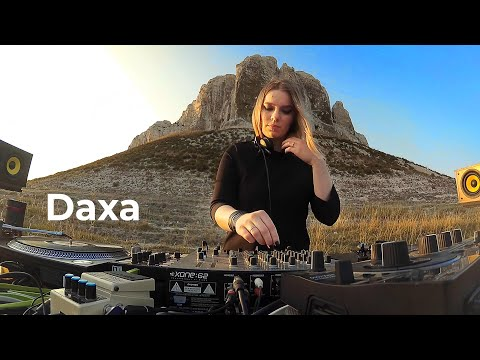 Daxa - Live @ Radio Intense Ukraine 25.09.2020 / Melodic Techno & Progressive house mix