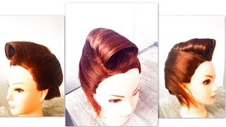 Gala Frisur Tutorial | Easy Helloween Hairstyle idea | Easy Gala Hairstyle