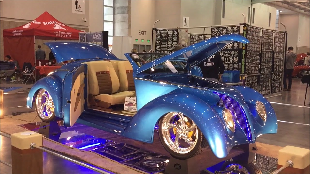 Image result for virginia hot rod and custom car show