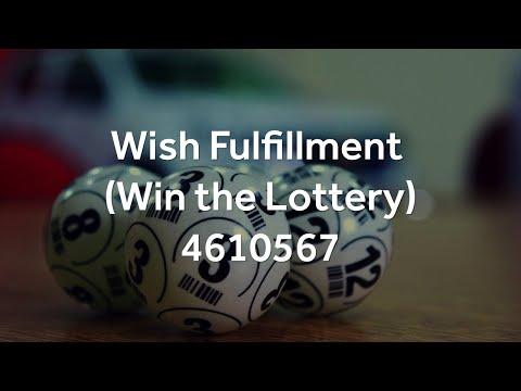 Grabovoi Numbers - Win the Lottery - 4610567
