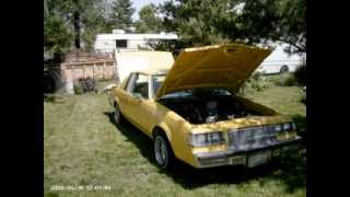 83 buick regal limited lowrider build spring 2009