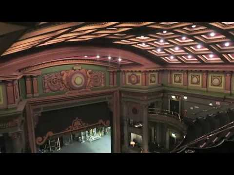 Manchester opera House Theatre Tour (August 2016)