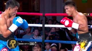 Rene Mark Cuarto vs Samuel Salva | March 23 2019 | MP Promotions & Ringstar Asia