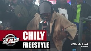 Chily - Freestyle #PlanèteRap