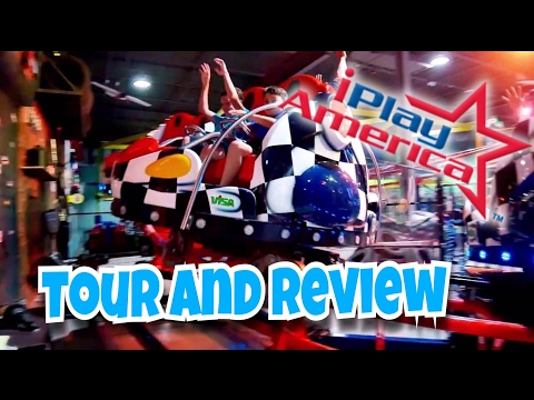 iPlay America Indoor Amusement Park: Tour & Review