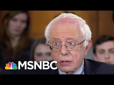 Bernie Sanders: 'I'm Not An Inside-The-Beltway Guy' | Hardball | MSNBC