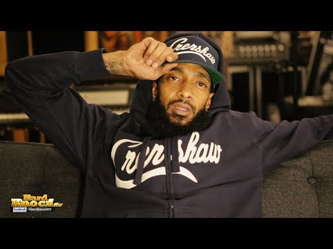 Nipsey talks Meek Mill, Dr Dre, Hip Hop and Tech, Black and Brown Unity, FDT, Hussle and Motivate