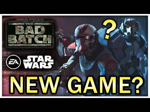 NEW Bad Batch Game? New 2021 Star Wars Game Details From Rumor! (Speculation and Rumors)