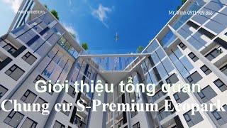 Giới thiệu tòa chung cư S-Premium Ecopark  Shophouse thương mại khối đế S3 & S-Premium Sky Oasis