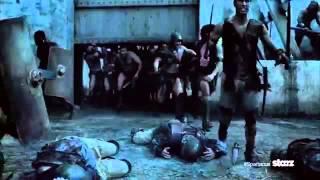 Спартак Война проклятых трейлер (англ)