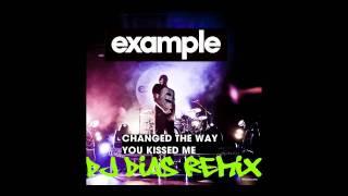 Example - Changed The Way You Kiss Me(Dj Dias Remix)
