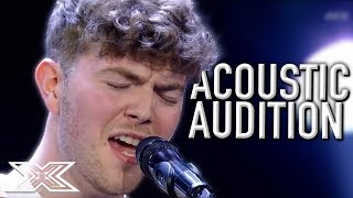 AMAZING Acoustic Cover on The X Factor Italy! | X Factor Global