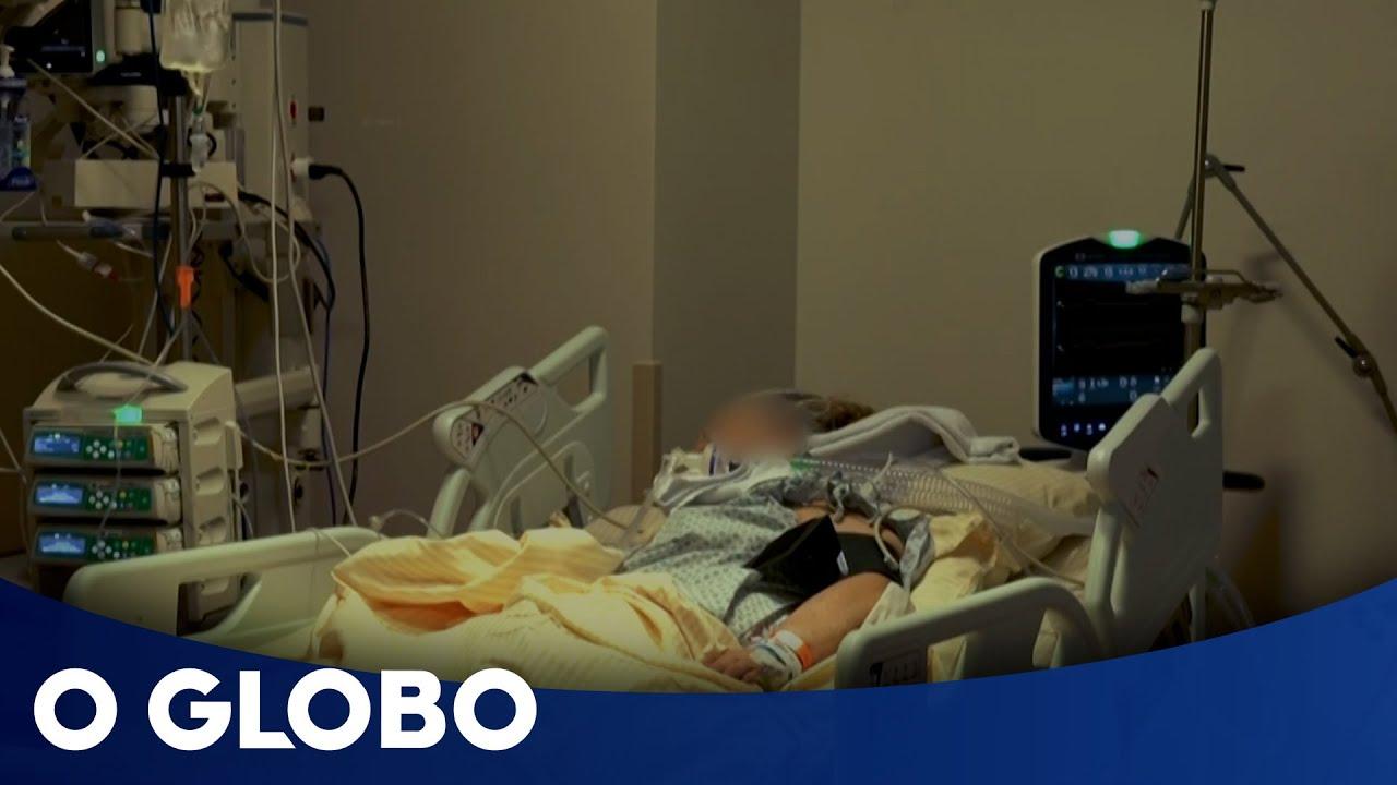 Brasil chega a 189 mil mortes por Covid-19