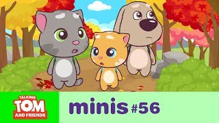 Talking Tom and Friends Minis - Lost in the Forest (Episode 56)
