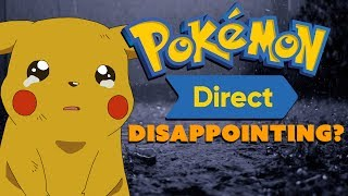 Pokemon Announcements DISAPPOINTING? - The Know Gaming News