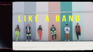 "JAGMAC ""Like A Band"" (Official Video)"