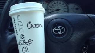 Soy Chai Latte... To Go!