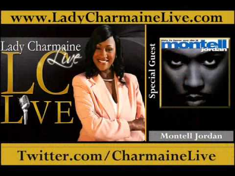 Recording Artist MONTELL JORDAN talks about UNSUNG on Lady Charmaine Live