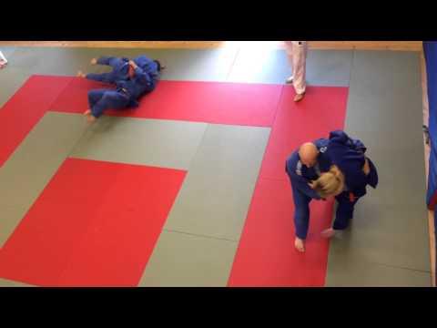 Judo på sport ju-Jutsun