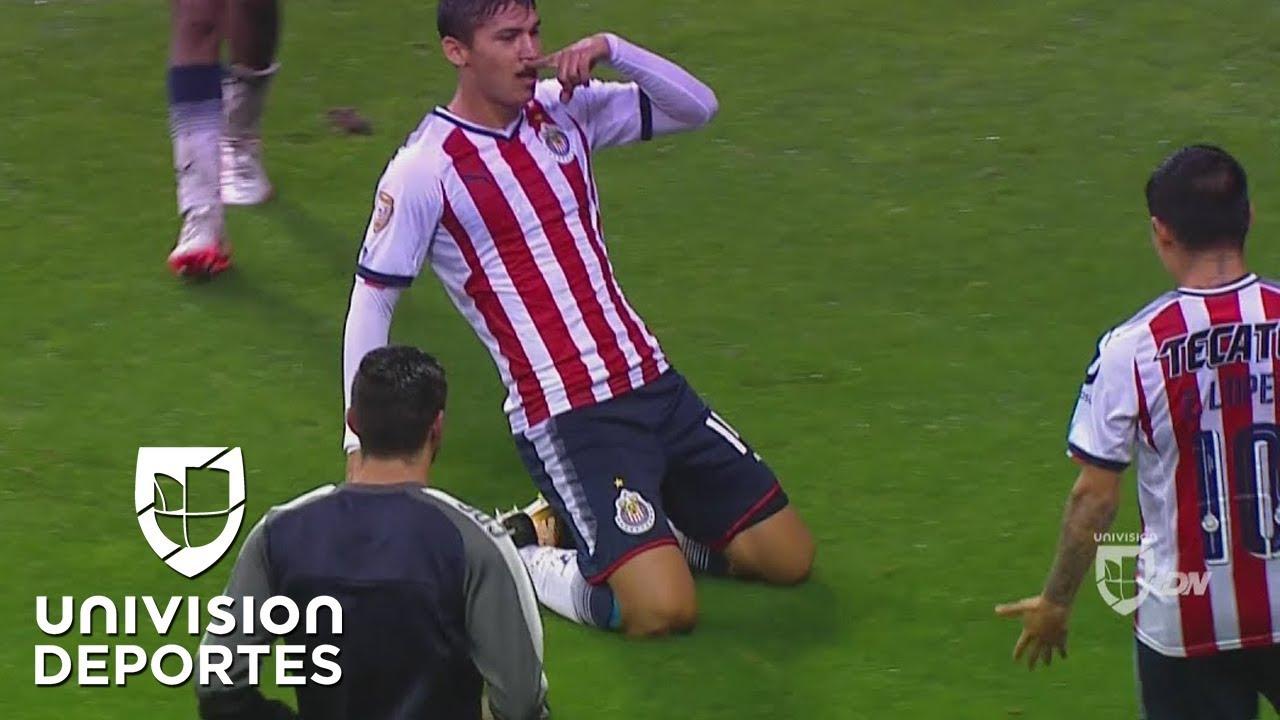 Chivas Guadalajara 1-0 Santos Laguna
