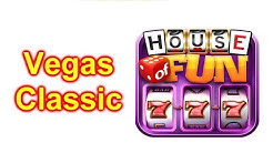 "HOUSE OF FUN Casino Slots Game How To Play ""VEGAS CLASSIC"" Cell Phone"
