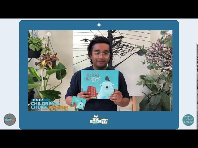 Children's Choice Book Award   Ronojoy Ghosh NO PLACE LIKE HOME K-2nd Grade