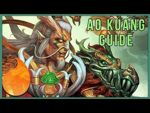 Smite Guides: Ao Kuang