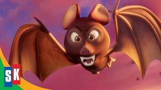 Maya The Bee Movie (8/8) Maya Saves Willy From Bats HD