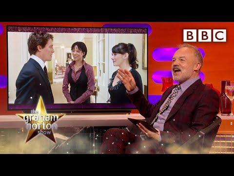 Time just CANNOT touch Nina Sosanya 😆 @The Graham Norton Show - BBC