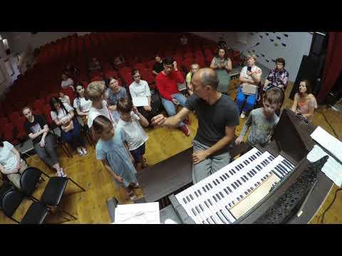 Владислав Муртазин. Мастеркласс по органу для пианистов. Таруса. Часть 1
