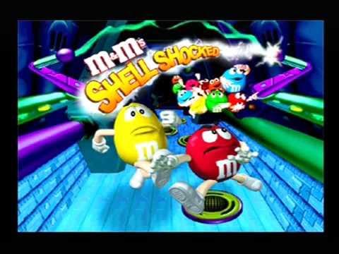 """[Ps1] Introduction du jeu """"M&Ms - Shell Shocked"""" de l'editeur JoWood Productions (1995) thumbnail"""