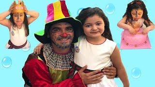 ELİF ÖYKÜ'NÜN MUHTEŞEM DOĞUM GÜNÜ PARTİSİ - Happy Birthday Elif Öykü, The Singing Clown!