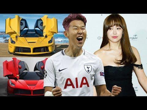 Son HeungMins Lifestyle ★ 2018